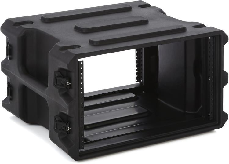 Gator G-PRO-6U-19 - Portable Rack Case - 6U image 1