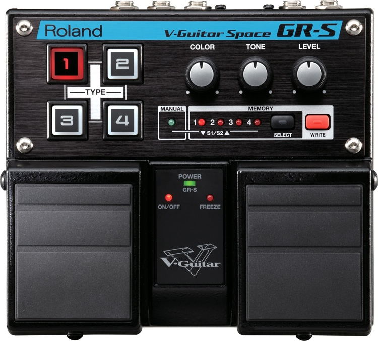 Roland GR-S V-Guitar Space Pedal image 1