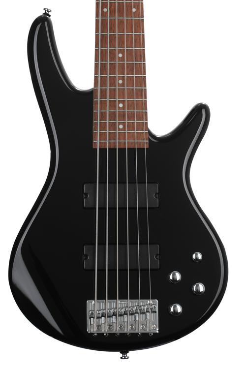 Ibanez GSR206 GIO - Black image 1