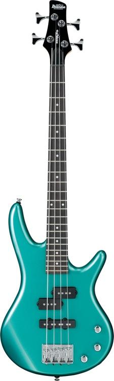Ibanez GSRM20 miKro Bass - Lime Green Metallic image 1