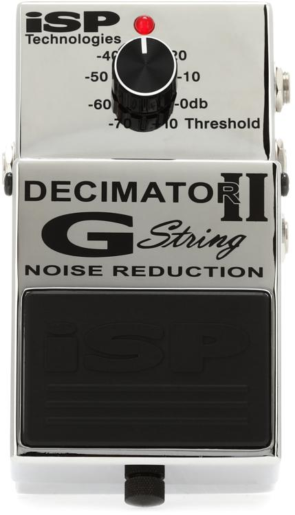 ISP Technologies Decimator II G String Noise Suppressor Pedal image 1
