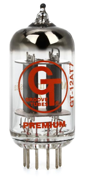Groove Tubes GT-12AT7 Preamp Tube image 1