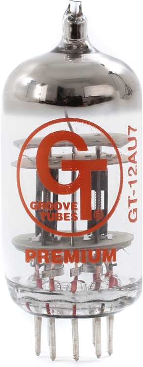 Groove Tubes GT-12AU7 Select Preamp Tube image 1