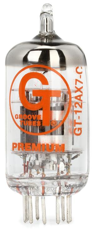 Groove Tubes GT-12AX7C Chinese Preamp Tube image 1