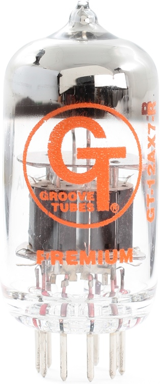 Groove Tubes GT-12AX7-R Preamp Tube -