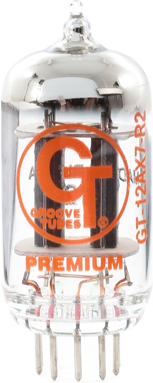 Groove Tubes GT-12AX7-R2 Preamp Tube -