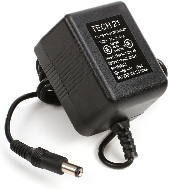 Tech 21 DC4-A Power Supply image 1