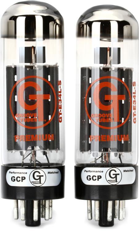 Groove Tubes GT-E34LS Power Tube - Medium Duet image 1