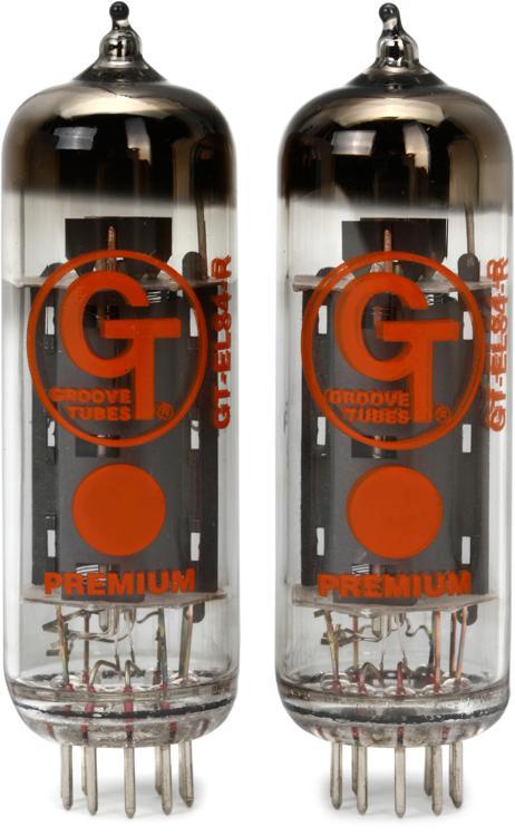 Groove Tubes GT-EL84R Russian Power Tube - Medium Duet image 1