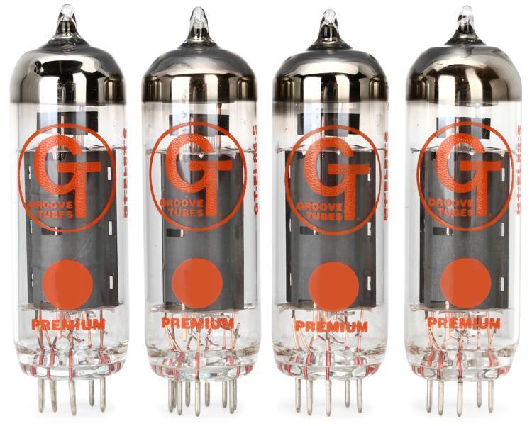 Groove Tubes GT-EL84S Power Tube - Select - Quartet - Medium image 1