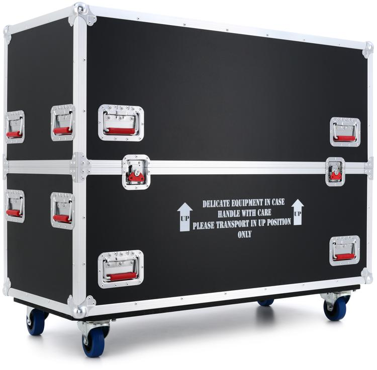 Gator G-TOURLCDV2-3743-X2 - ATA LCD case for two 37-43