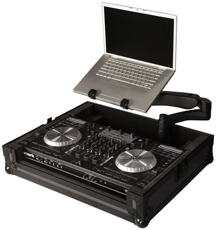 Gator G-TOUR NS6-ARM1-PL - Case for Numark NS6 Controller with DJARM image 1