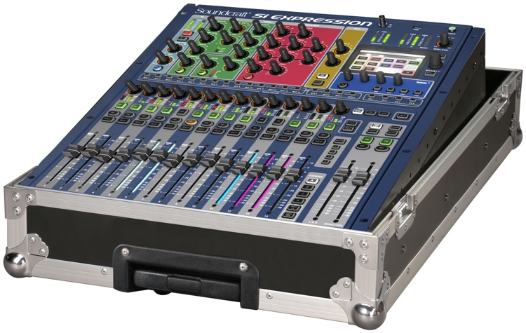 Gator G-TOUR-SIEXP-16 - Road Case For 16 Channel Si-Expression Mixer image 1