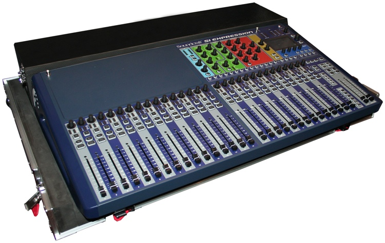 Gator G-TOUR-SIEXP-32 - Road Case For 32 Channel Si-Expression Mixer image 1