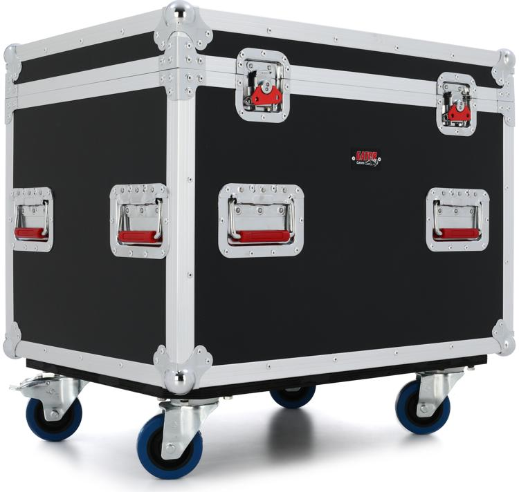 Gator G-TOURTRK3022HS - Truck Pack Trunk w/ Casters - 30