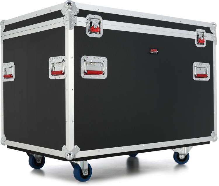 Gator G-TOURTRK4530HS - Truck Pack Trunk w/ Casters - 45