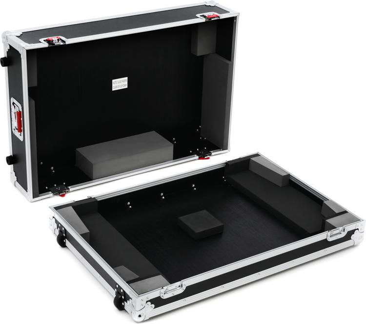 Gator G-TOURX32NDH - Road case for Behringer X32 w/Wheels (No Doghouse) image 1
