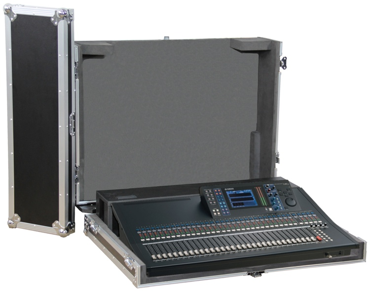 Gator G-TOUR YAMLS9 - Road case for Yamaha LS9-32 large-format mixer image 1
