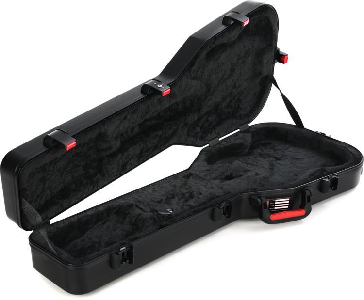Gator ATA Molded Guitar Case - w/TSA Latches for Gibson SG Electric Guitars image 1