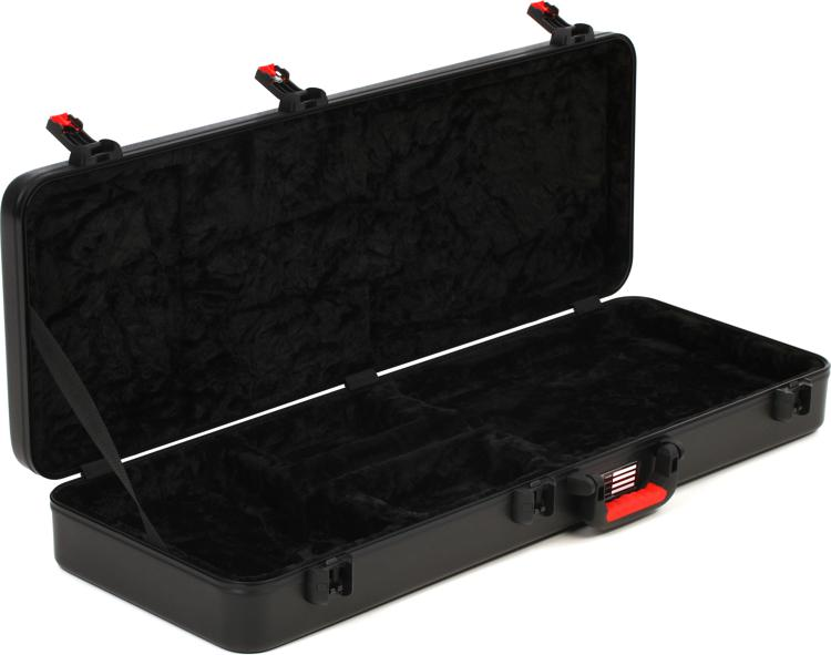 Gator ATA Molded Guitar Case - w/TSA latches for Strat & Tele Style Electric Guitars image 1