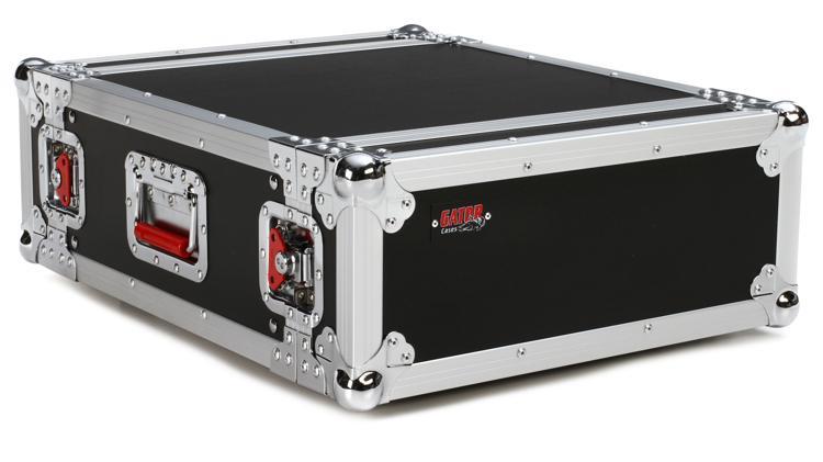 Gator G-TOUR-R4U - 4U, Standard Audio Road Rack Case image 1