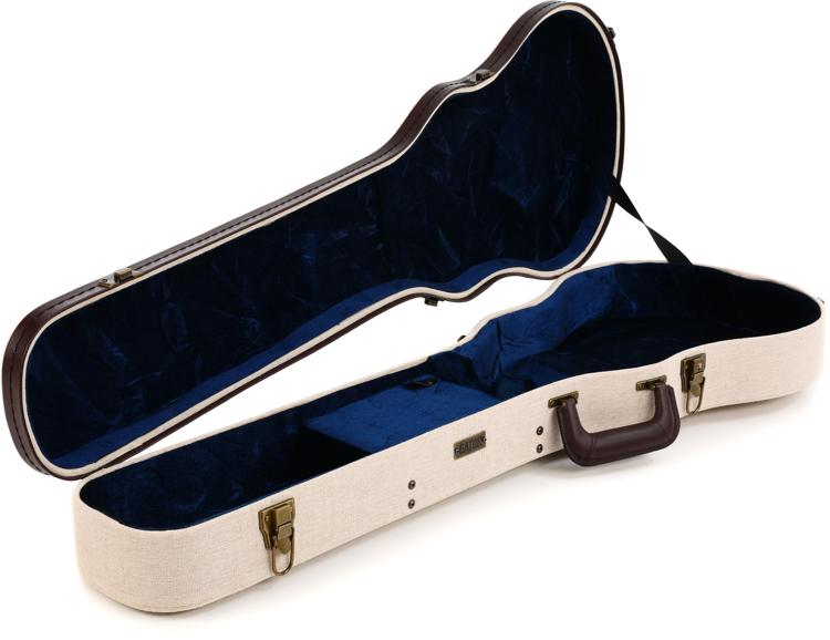 Gator Journeyman Deluxe Wood Case - Single--cutaway Electric Guitar image 1
