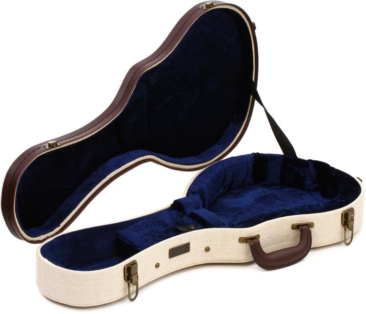 Gator Journeyman Deluxe Wood Case - Mandolin image 1