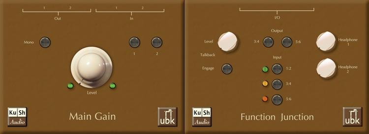 KuSh Audio Gain Train image 1