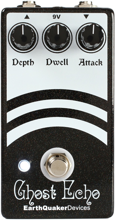 EarthQuaker Devices Ghost Echo Reverb Pedal image 1