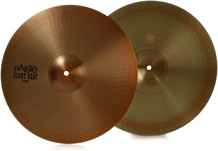 Paiste Giant Beat Hi-hats - 15