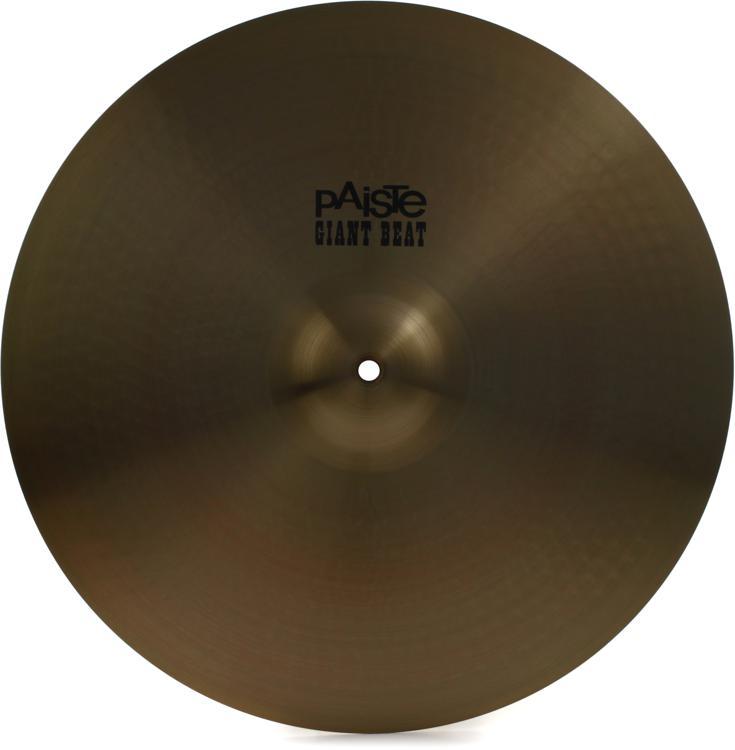 Paiste Giant Beat Crash / Ride Cymbal - 18