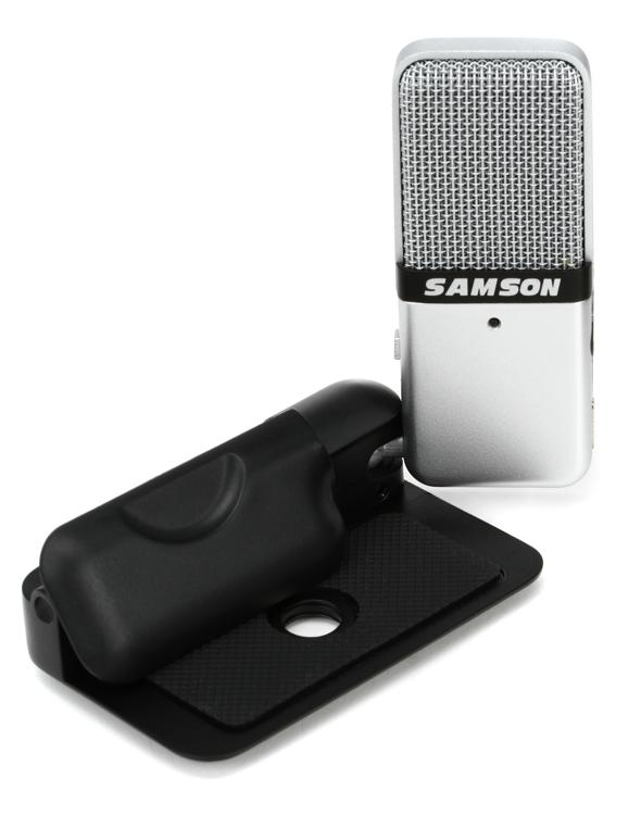 Samson Go Mic Portable USB Condenser Microphone image 1