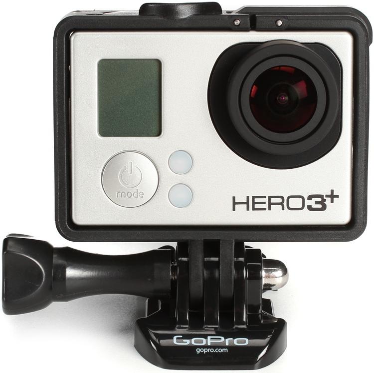 GoPro HERO3+ Black Edition/Music Bundle image 1