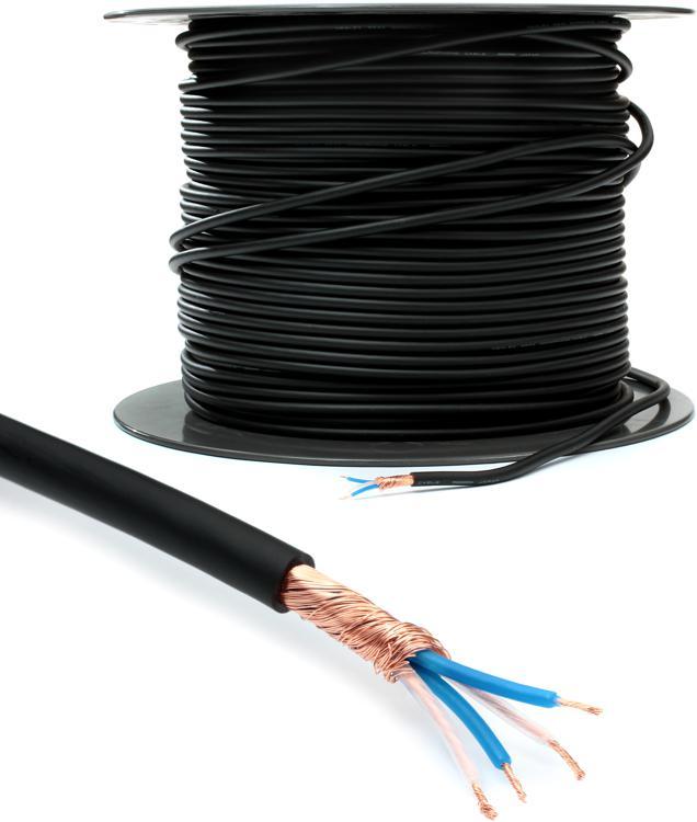 mogami w2534 microphone wire sweetwater unbalanced mic cable wiring balanced mic cable wiring