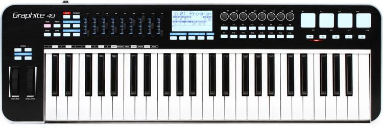 Samson Graphite 49 Keyboard Controller image 1