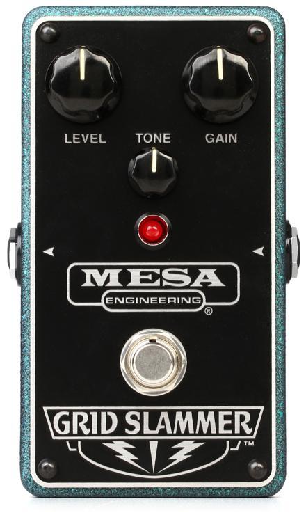 Mesa/Boogie Grid Slammer Overdrive Pedal image 1