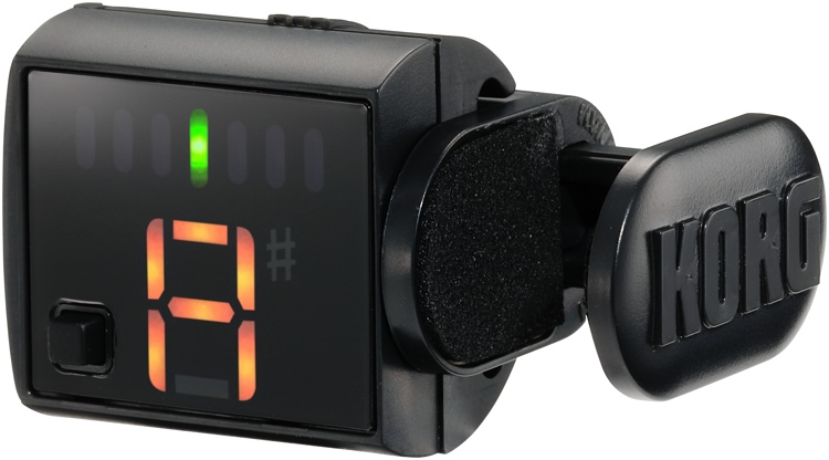 Korg GripTune Compact Peghead Tuner image 1