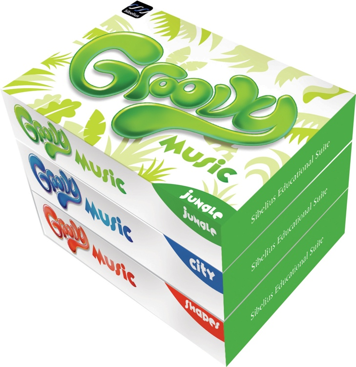 Avid Groovy Music Complete Site License image 1