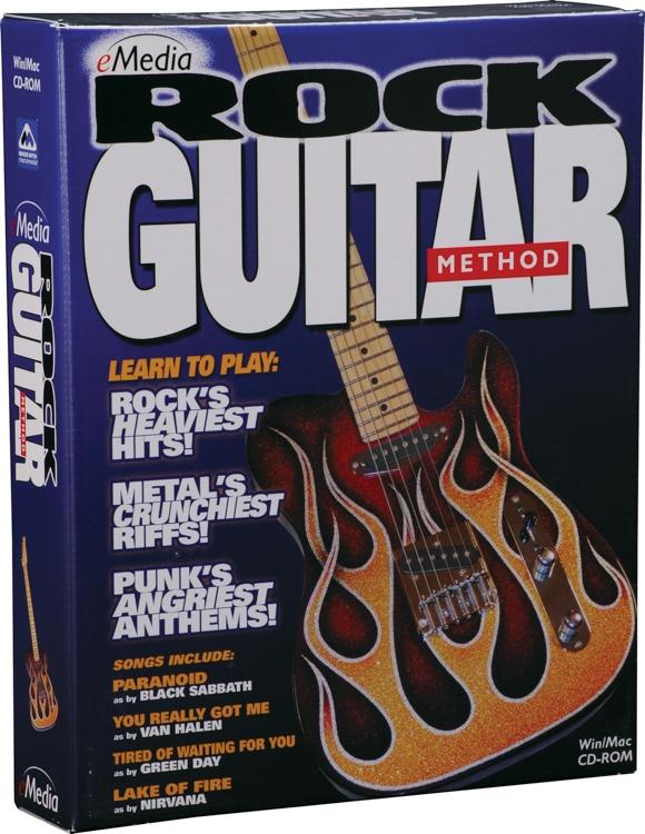 eMedia Rock Guitar Method image 1