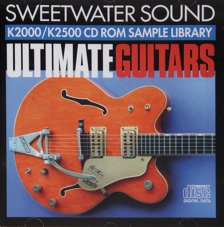 Sweetwater Guitar CD image 1