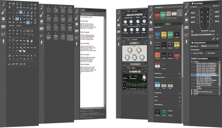 Arobas Music Guitar Pro 6 Deluxe Soundbank Edition image 1