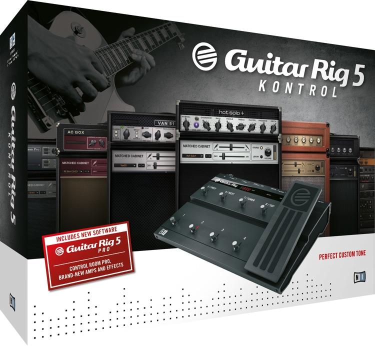 Native Instruments Guitar Rig 5 Kontrol image 1