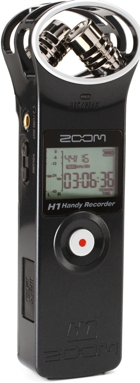 Zoom H1 Handy Recorder image 1