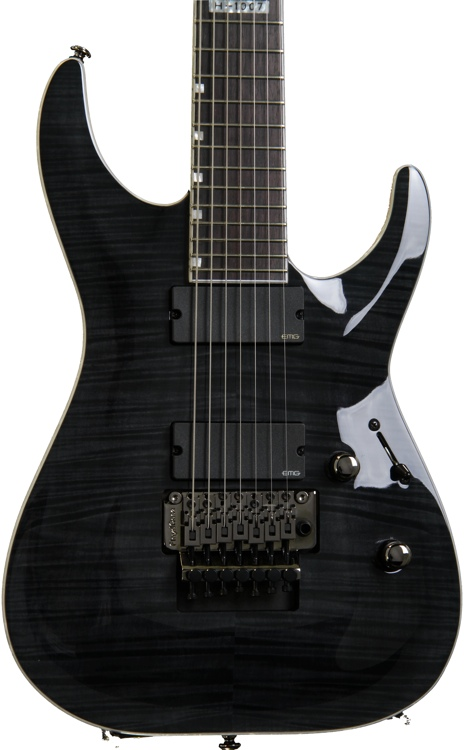 ESP LTD H-1007FR - See Thru Black image 1