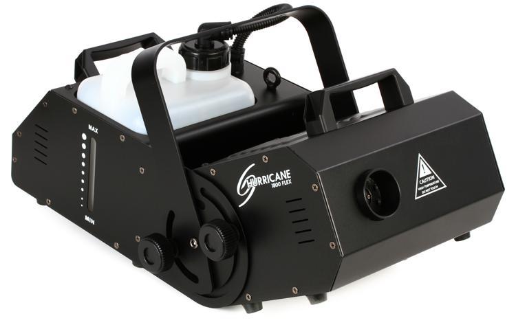 Chauvet DJ Hurricane 1800 Flex Adjustable Angle Fog Machine (25,000 CFM) image 1
