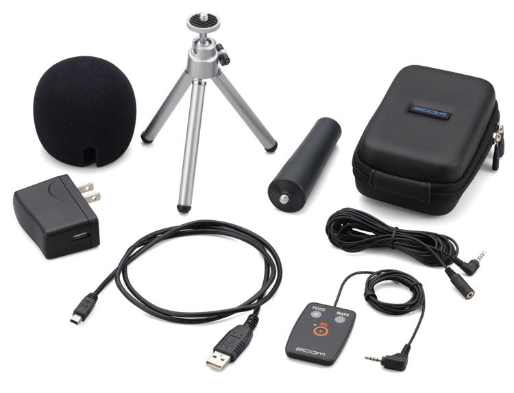 Zoom H2n Accessory Package image 1