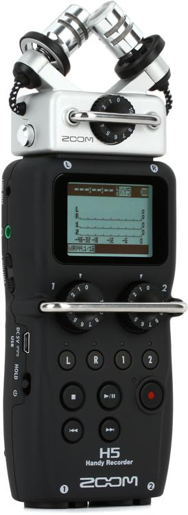 Zoom H5 Handy Recorder image 1