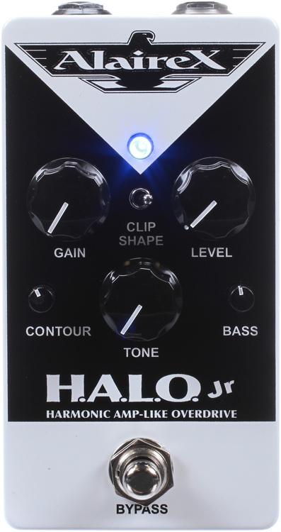 Alairex HALO Jr. Overdrive Pedal image 1