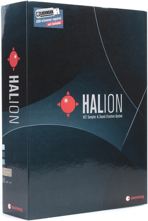 Steinberg Halion 5 VST Sampling Instrument Software image 1