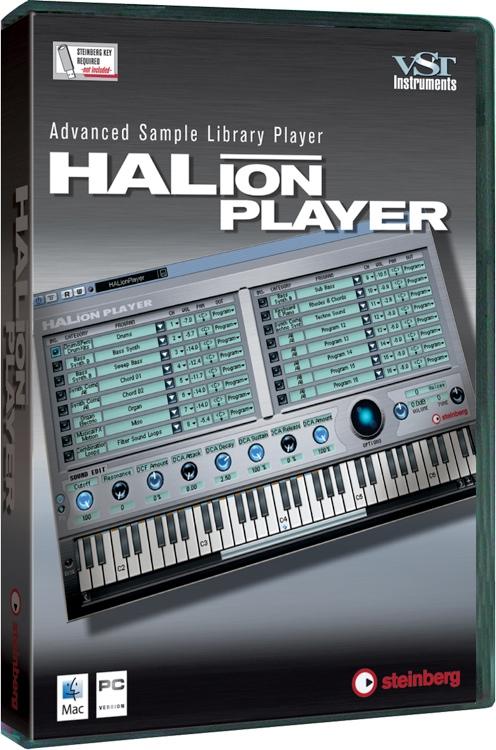 Steinberg HALion Player image 1